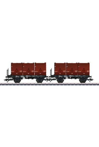 24177 Kohlekübeltragwagen DB