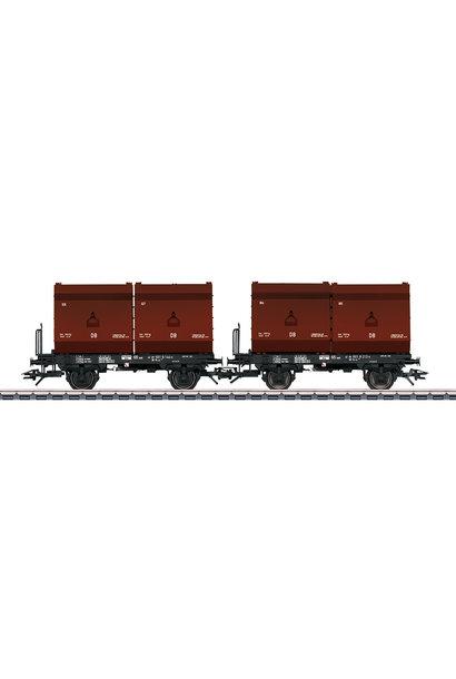 24175 Kokskübeltragwagen DB