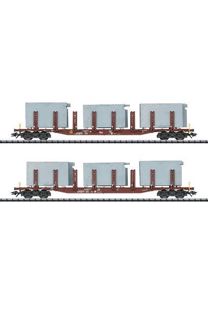24141 Rungenwagen-Set Badsysteme DB