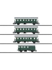 Trix 23456 Wagen-Set zur BR 74 m.Steuerw