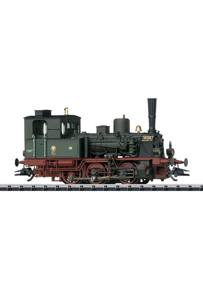 22914 Dampflok T3 KPEV