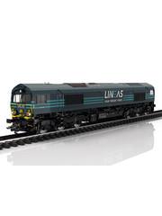 Trix 22693 Diesellok EMD Serie 66, LINEA