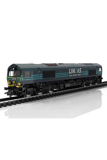 22693 Diesellok EMD Class 66 LINEAS DCC sound