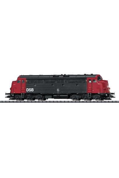 22677 Diesellokomotive MY, DSB, Ep.