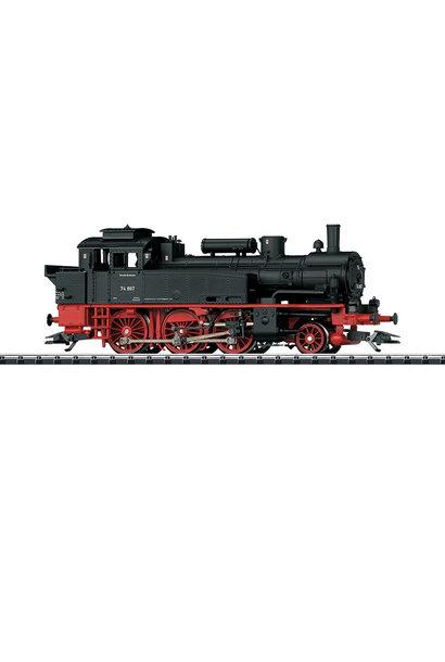 22550 stoomloc BR74 van de DB met geluid - Prijsvoordelig model