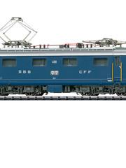 Trix 22422 E-Lok Serie Re 4/4 I blau