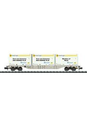 Trix 18408 Container-Tragwagen Innofreig