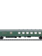 Trix 18404 Schnellzugwagen mit Gepäckrau
