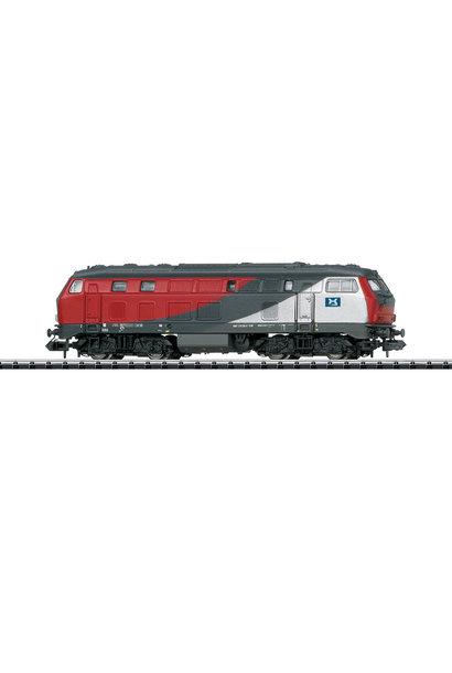 16822 Diesellok 218 256