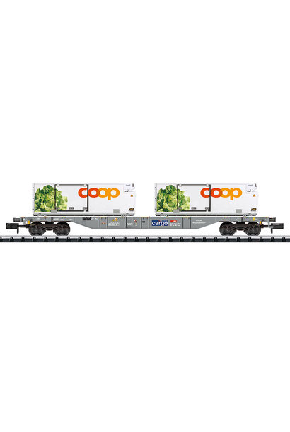 15470 Containertragwagen Lebensmitt