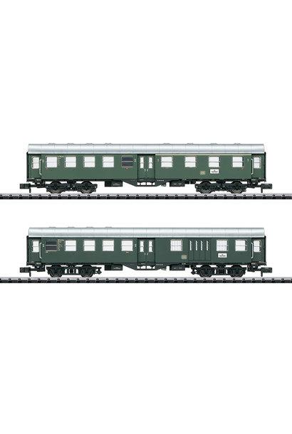 15409 Umbauwagen-Set, DB, Ep.III
