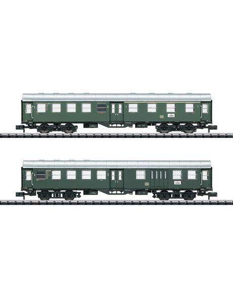 Trix 15409 Umbauwagen-Set, DB, Ep.III