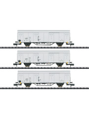 Trix 15316 Güterwagen-Set Ibblps, DR  Ep