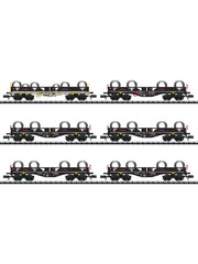 Trix 15080 Güterwagen-Set Coiltransport