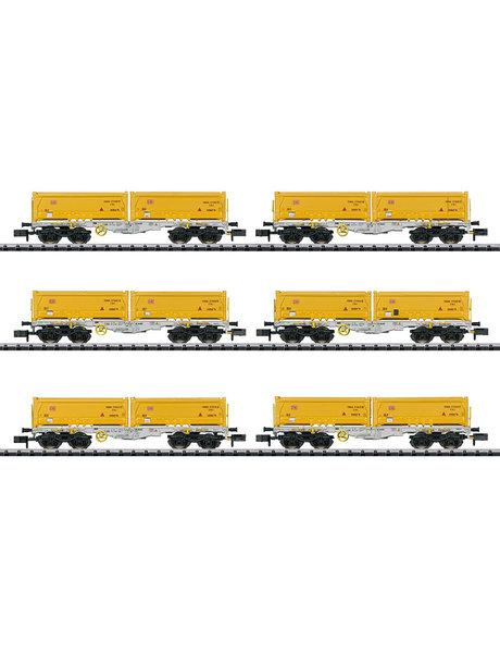 Trix 15075 Güterwagen-Set Abraumzug