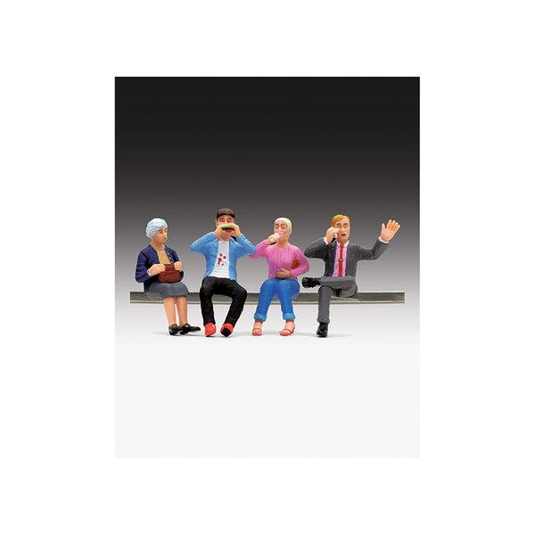 LGB 53008 Figurenset Speisewagenfiguren