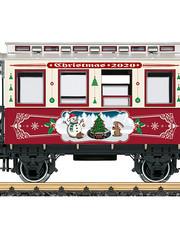 LGB 36020 Weihnachtswagen