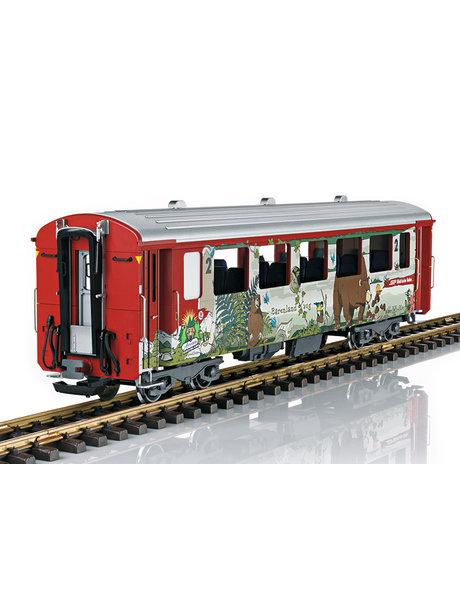 LGB 30679 Bärenlandwagen RhB