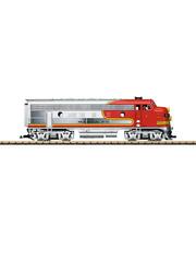 LGB 20583 Diesellok F7 A Santa Fe