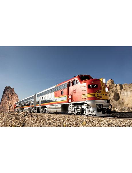 LGB 20581 Diesellok F7 A Santa Fe