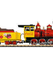 LGB 20282 Dampflok Mogul Coca Cola