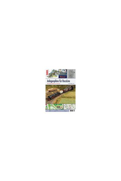 81390 Anlagenpläne Roco Line