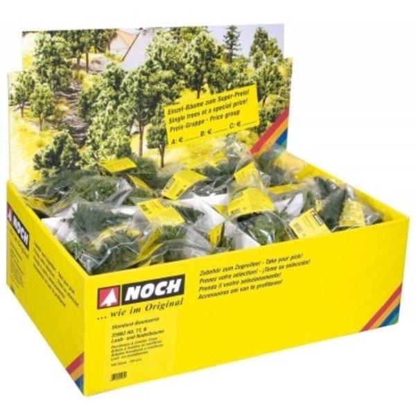 NOCH 25964 Laub- und Nadelbäume