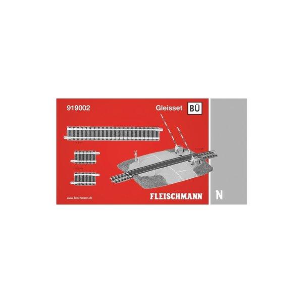 Fleischmann 919002 Digi Gleisset BÜ