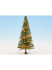 NOCH 22131 Beleuchteter Weihnachtsbaum