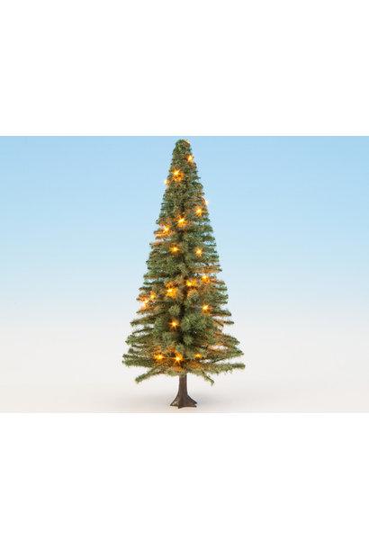 22131 Beleuchteter Weihnachtsbaum