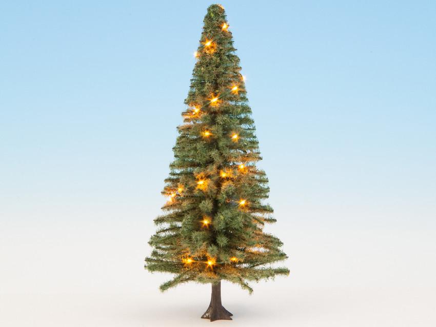 22131 Beleuchteter Weihnachtsbaum-1