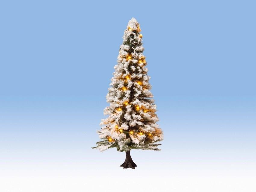22130 Beleuchteter Weihnachtsbaum-1