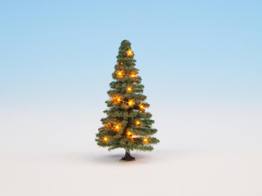 22121 Beleuchteter Weihnachtsbaum-1