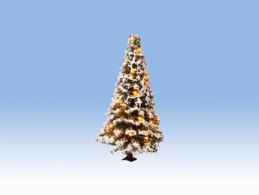 22120 Beleuchteter Weihnachtsbaum-1