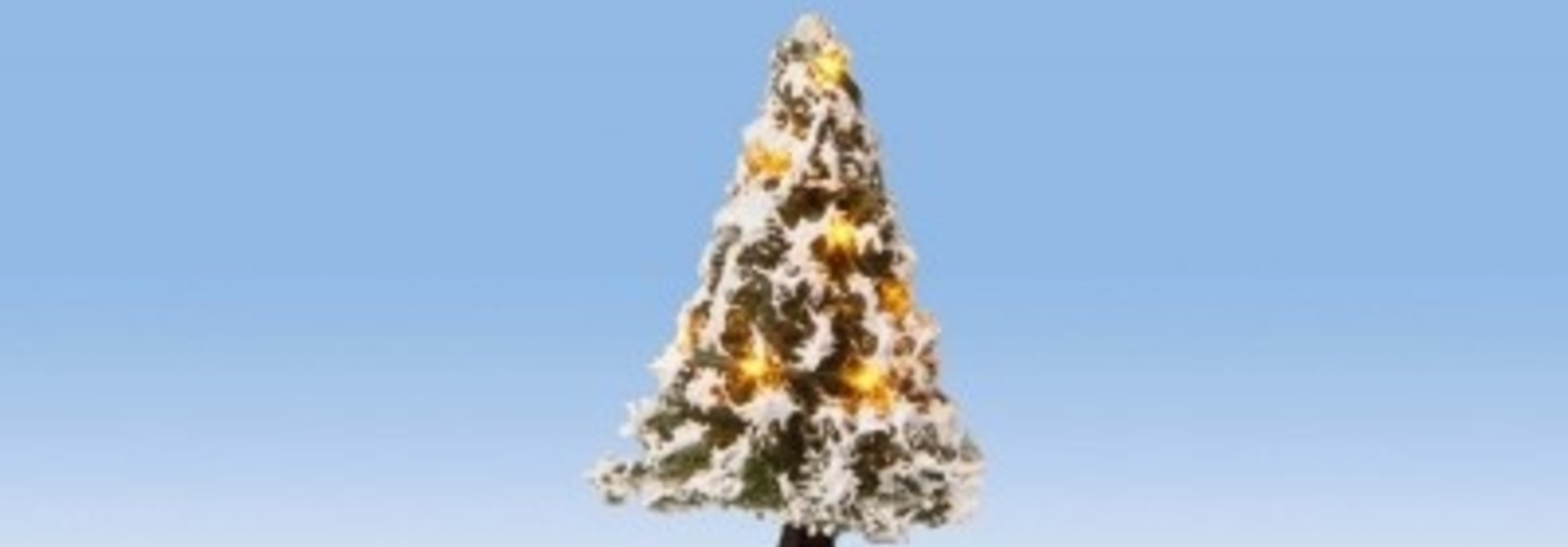 22110 Beleuchteter Weihnachtsbaum