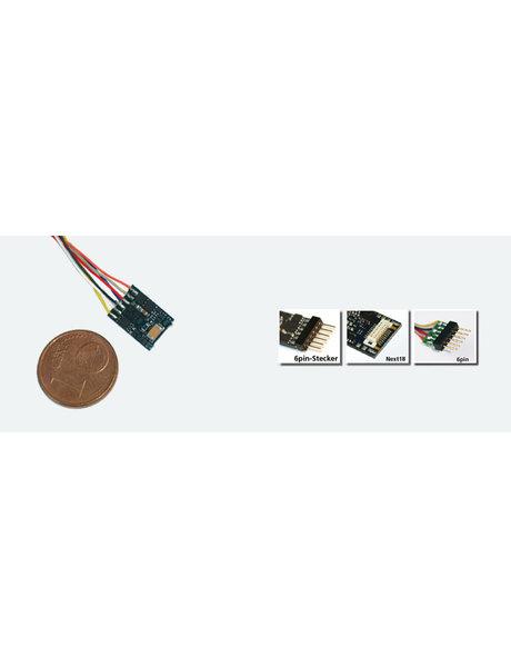 ESU ESU 54685 LokPilot micro V4.0, DCC, 6-pol. NEM 651 Direktverbindung