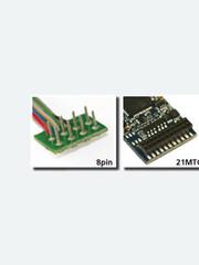 ESU 54611 LokPilot V4.0 DCC Decoder, mit 8-poligem Stecker nach NEM 652