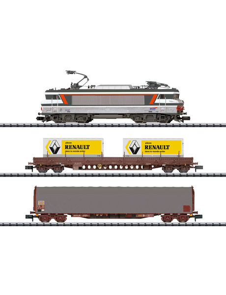 Trix 11142 Startpackung Güterzug Frankre