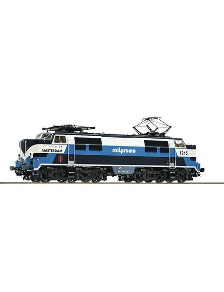 Roco 73835 Railpromo 1215 DC Sound