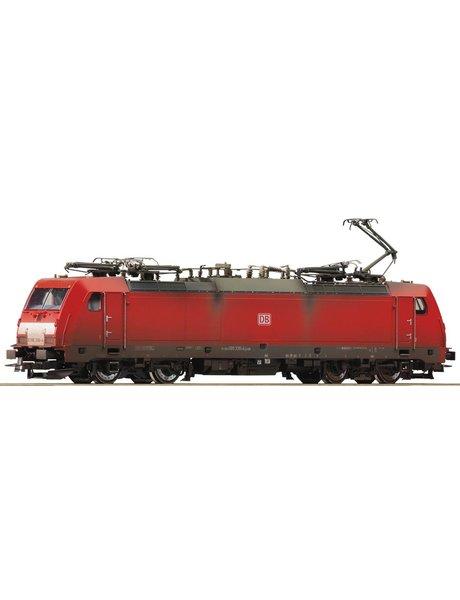 Roco 73678 DB BR 186 Weathered DC