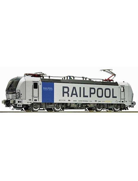 Roco 73916 Vectron 193 802-6 Railpool DC Sound
