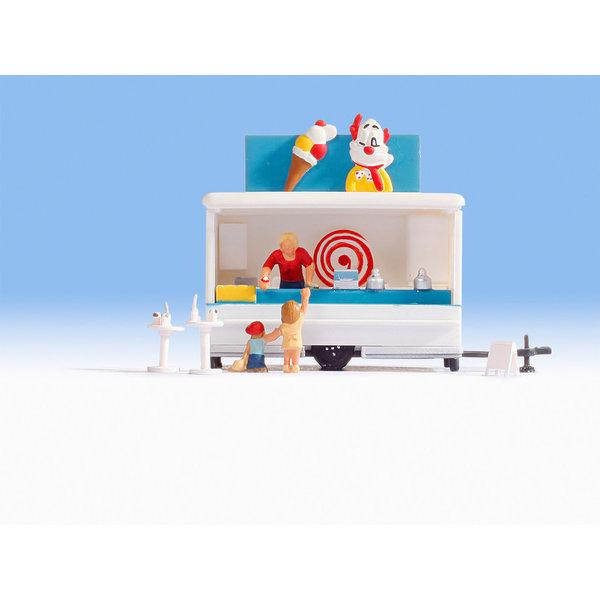 NOCH Eis-Verkaufswagen