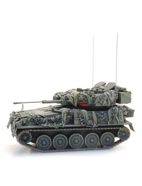 ARTITEC 6870430 UK FV 107 Scimitar CVR(T) combat ready