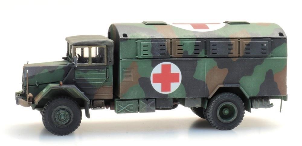 6870419 BRD MAN 630 L2 A Großraum-Krankenkraftwagen (KrKw GR)-1