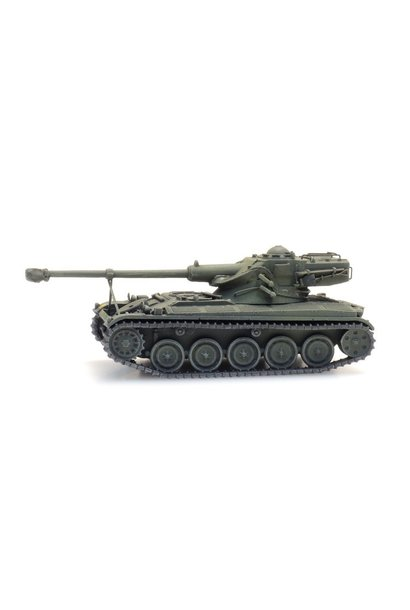 6870412 FR AMX 13 tank destroyer train load