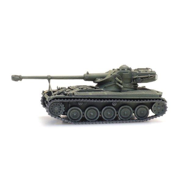 Artitec 6870412 FR AMX 13 tank destroyer train load