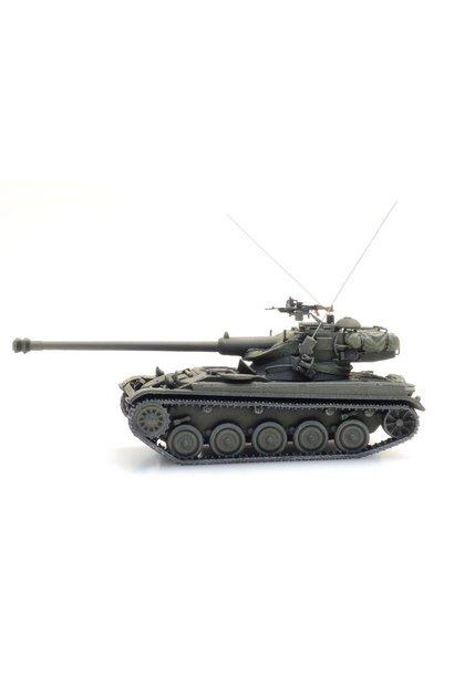6870409 NL AMX 13 lichte tank treinlading