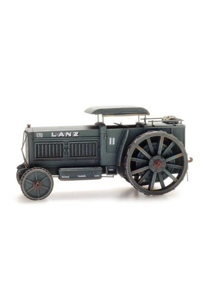 6870400 D Lanz Heeres Zugmaschine