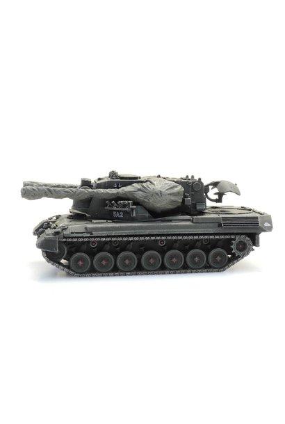 6870396 BRD Flugabwehrkanonenpanzer 1 Gepard Eisenbahntransport