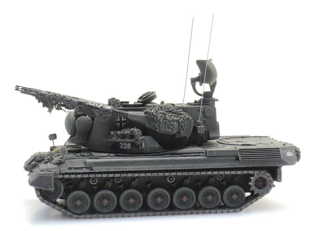 6870395 BRD Flugabwehrkanonenpanzer 1 Gepard gefechtsklar-1